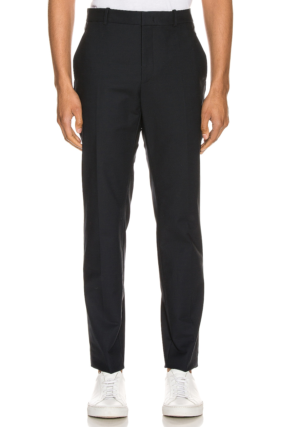A.P.C. Trousers in Dark Navy