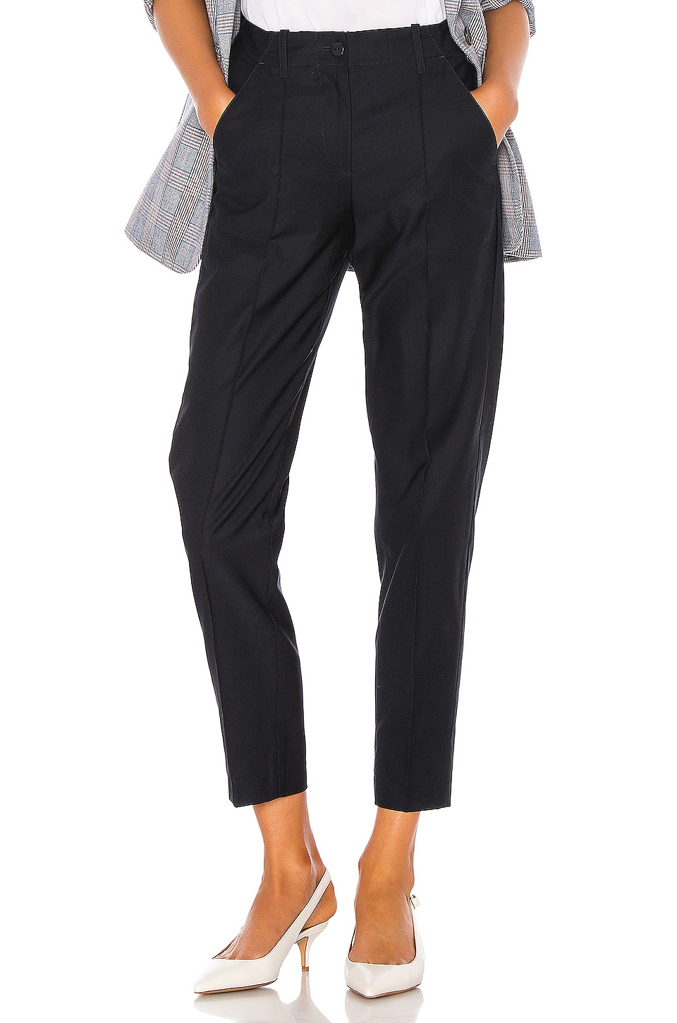 A.P.C. Augusta Pant in Navy