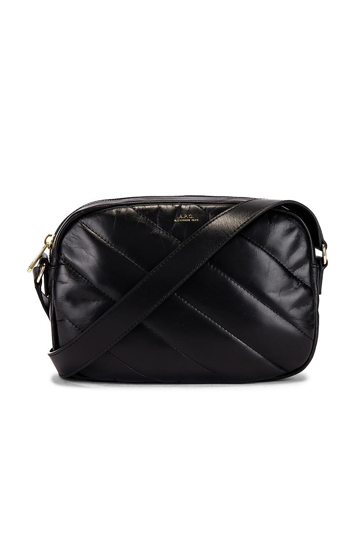 A.P.C. Sac Meryl Bag in Noir