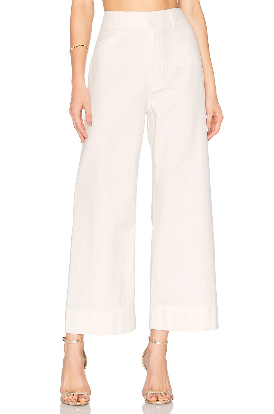APIECE APART Merida Pants in Cream