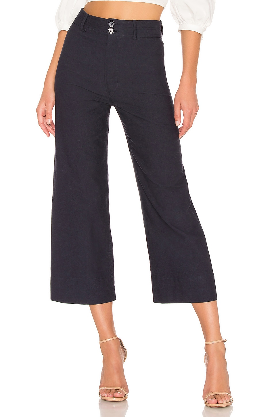 APIECE APART Merida Pant in Navy