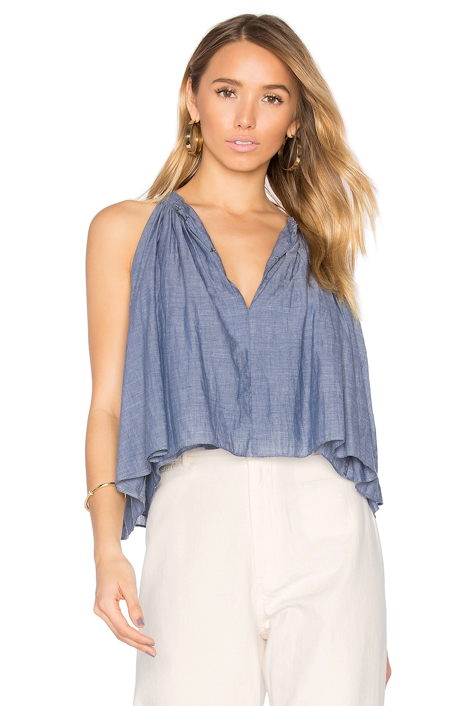 Galisteo Top by Apiece Apart