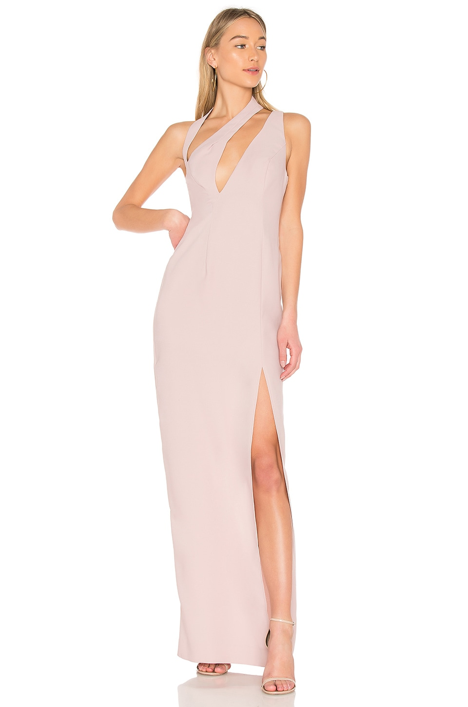 AQ/AQ Florence Gown in Pink