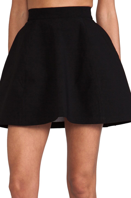 Black Mini Skirt | Gommap Blog