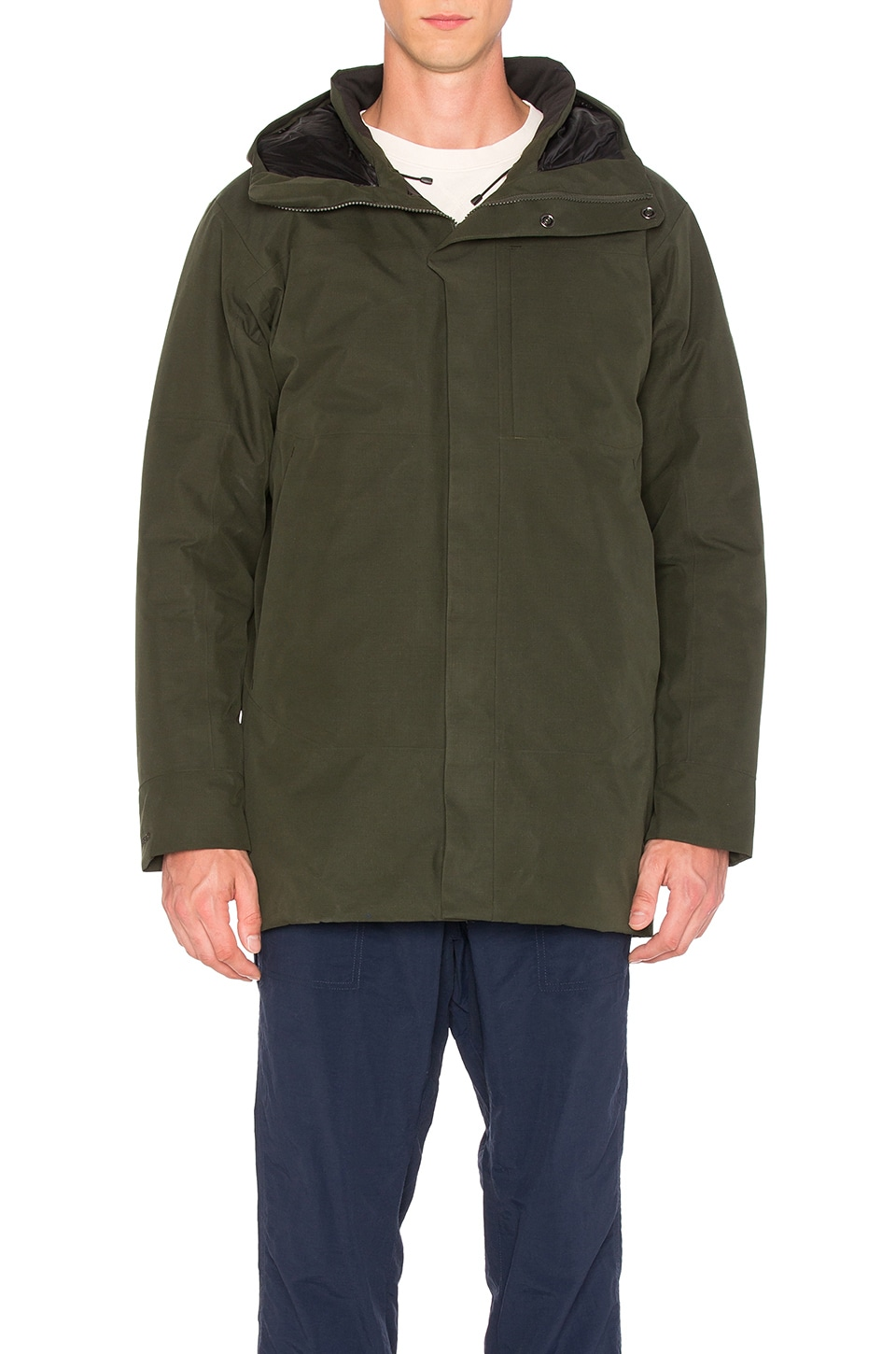 Photo of Therme Parka by Arc'teryx men clothes