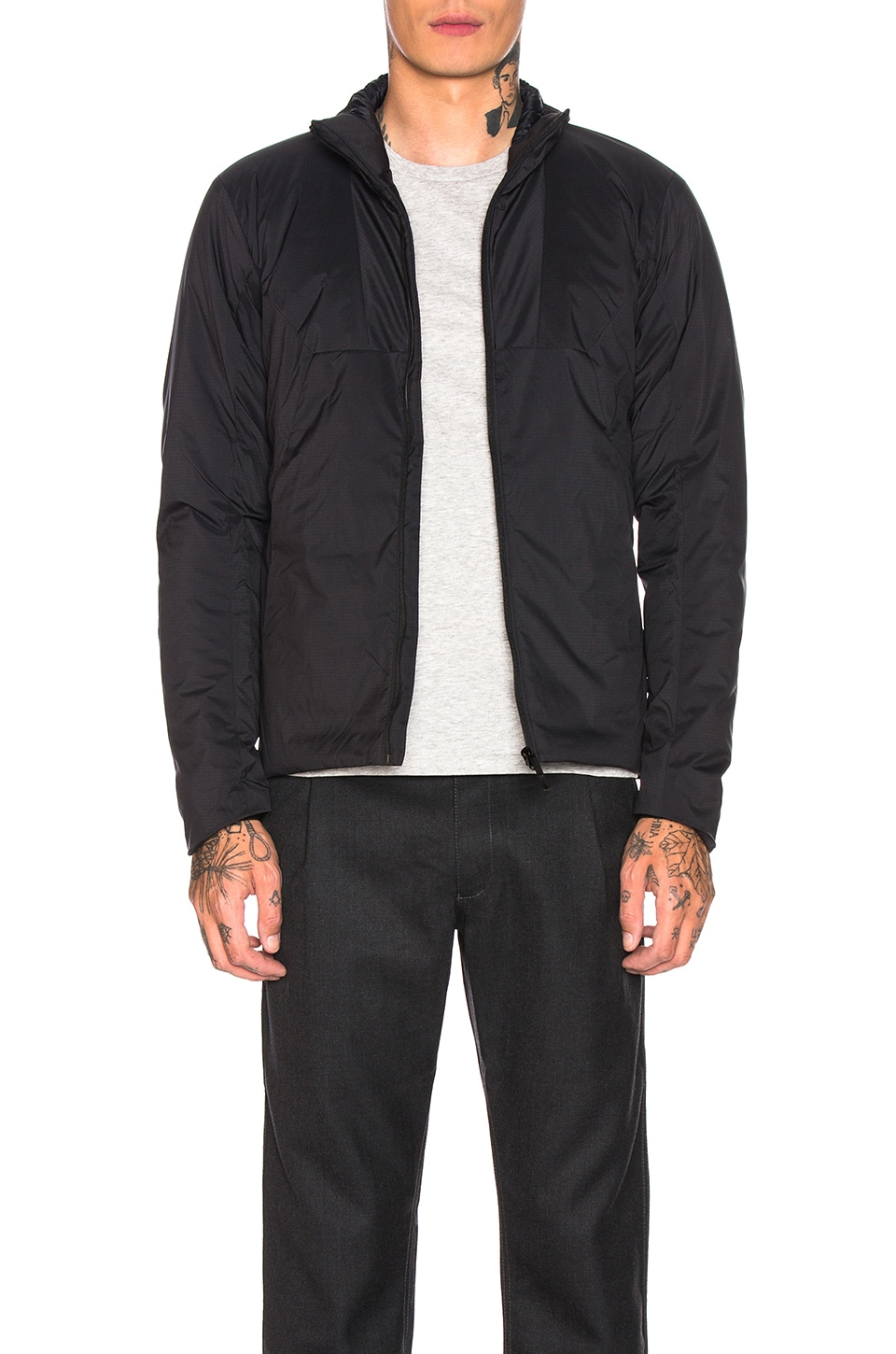 Arc'teryx Veilance Mionn Is Jacket in Black