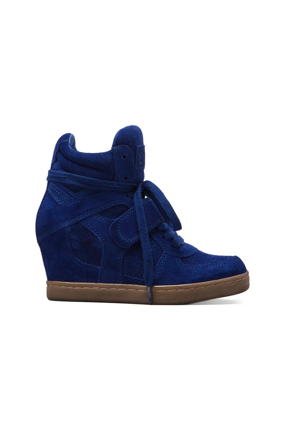 Ash Cool Wedge Sneaker in Cobalt #2