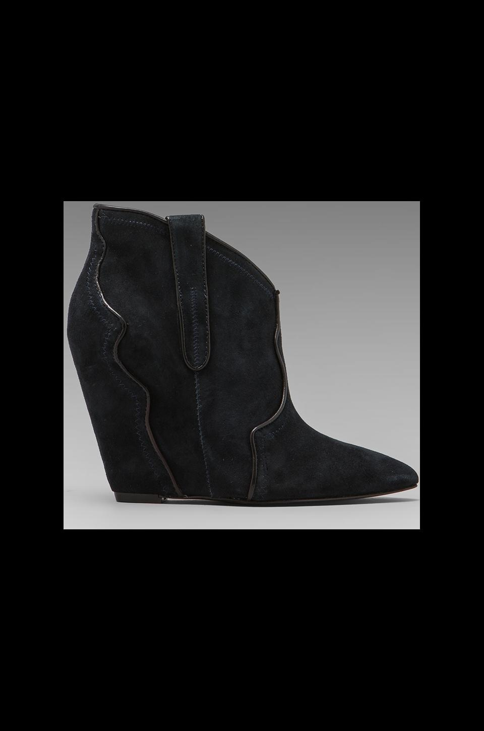 Ash Janet Bootie in Midnight