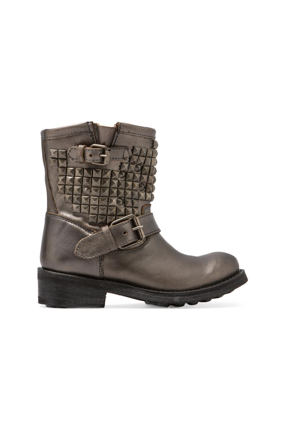 Ash Titan Boot in Piombo