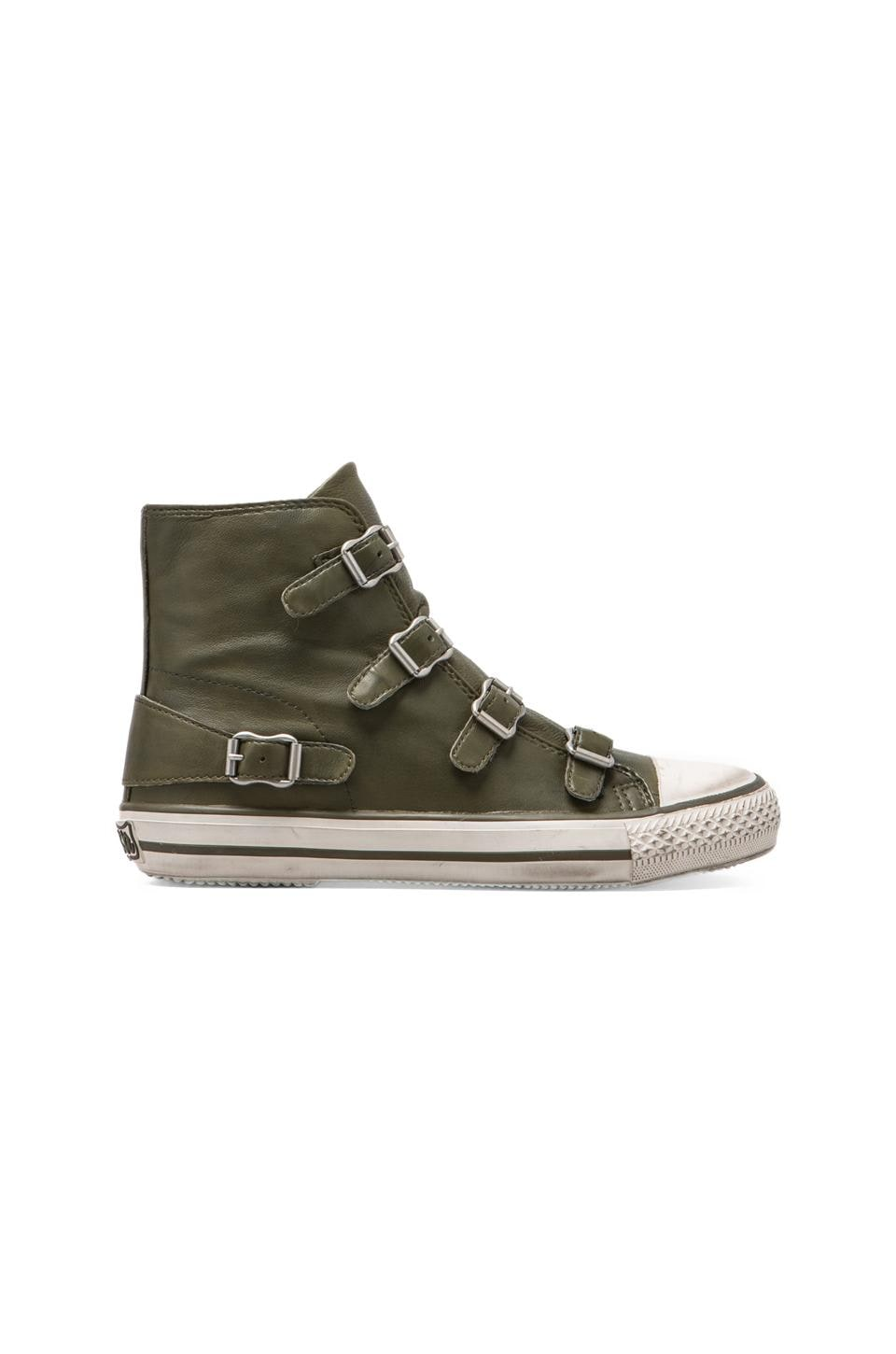 Ash Virgin Sneaker in Military