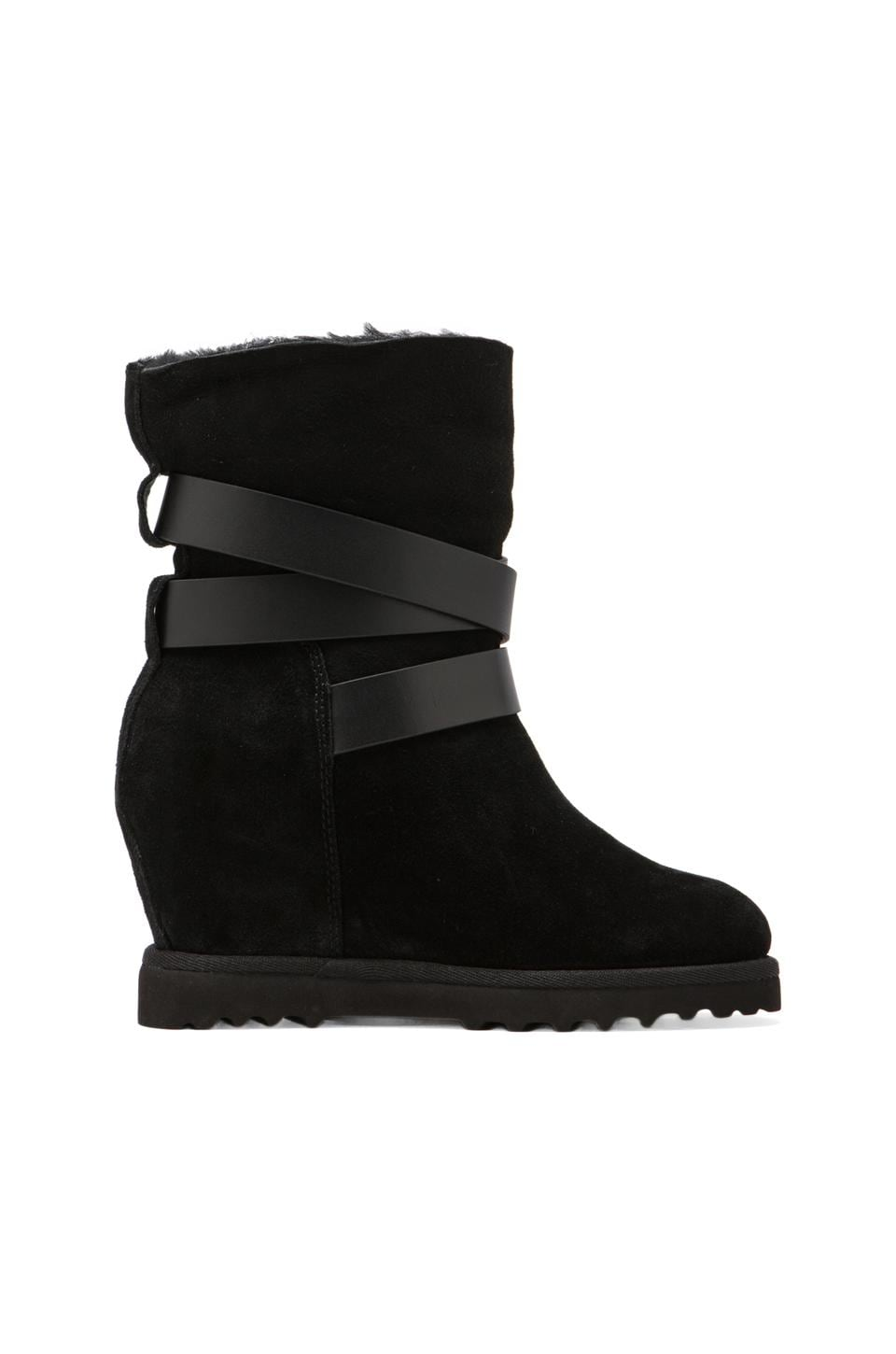 Ash Yes Boot in Black