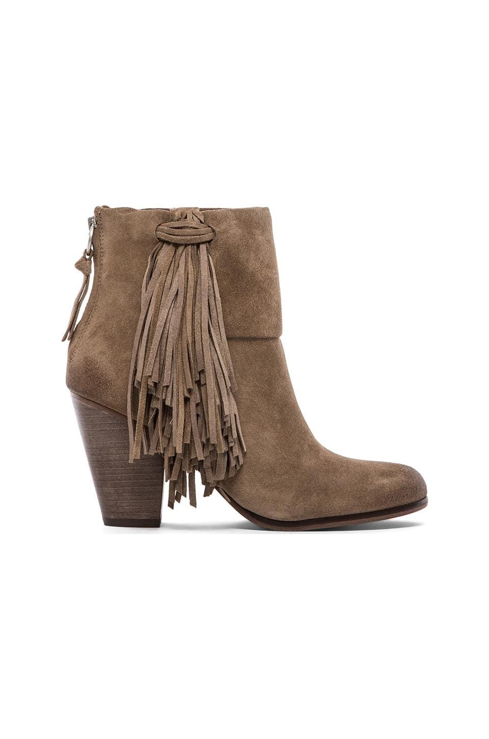 Ash Quito Bootie in Taupe