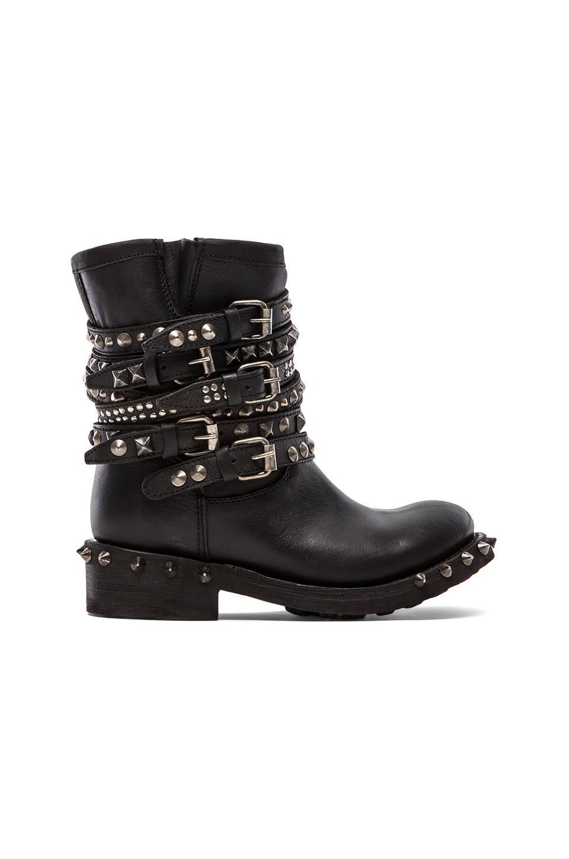 Ash Temptation Bis Boot in Black