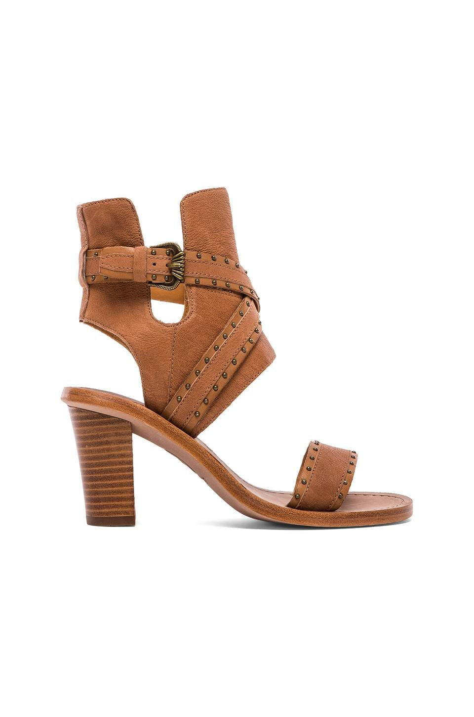 Ash Quantum Sandal in New Nude
