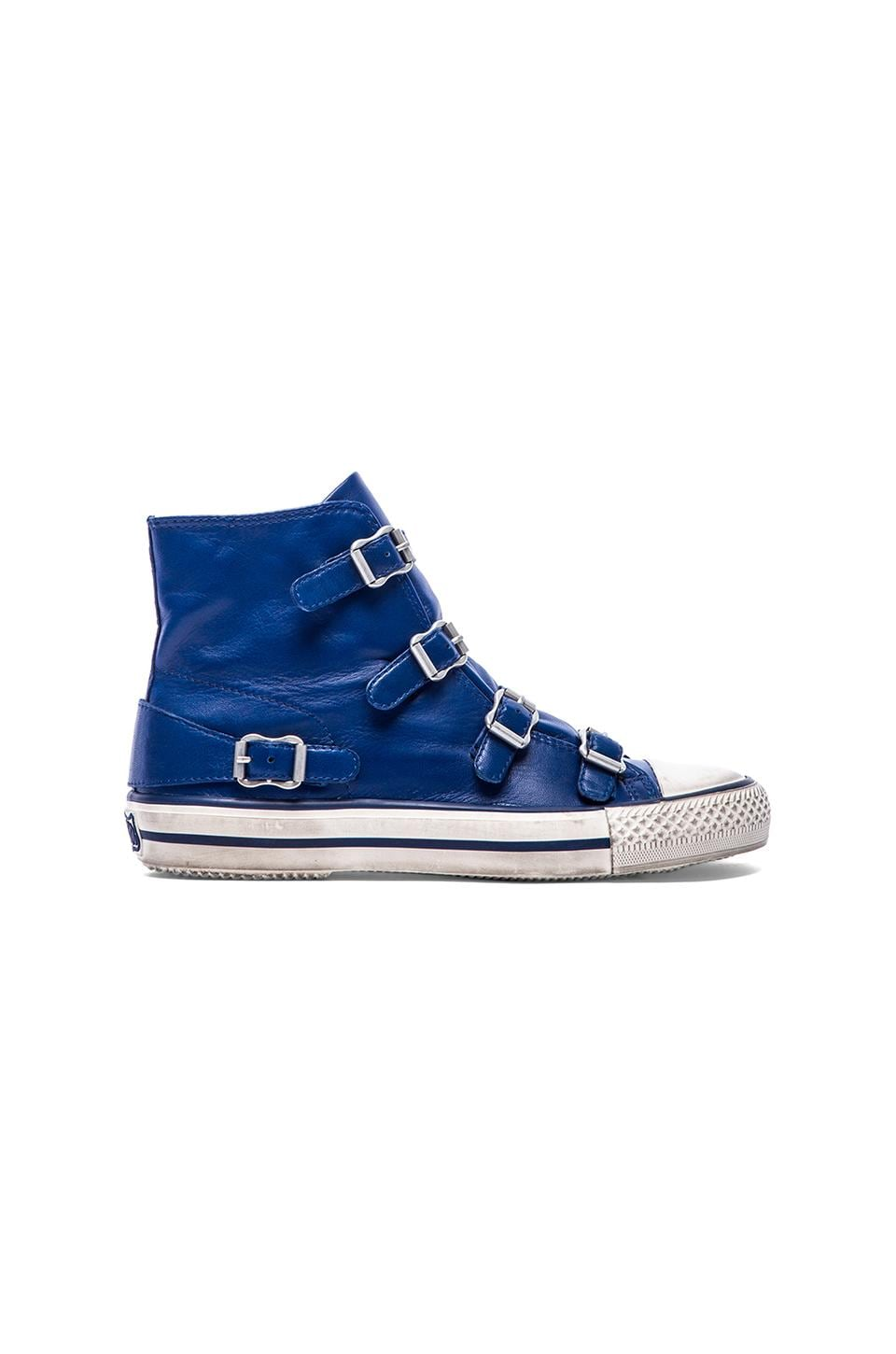Ash Virgin Sneaker in Cobalt