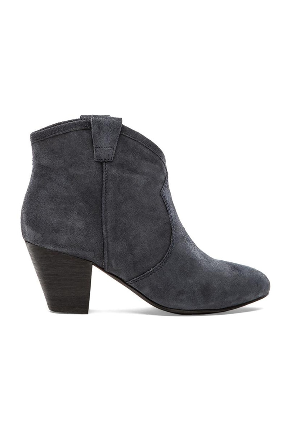 Ash Jalouse Bootie in Midnight