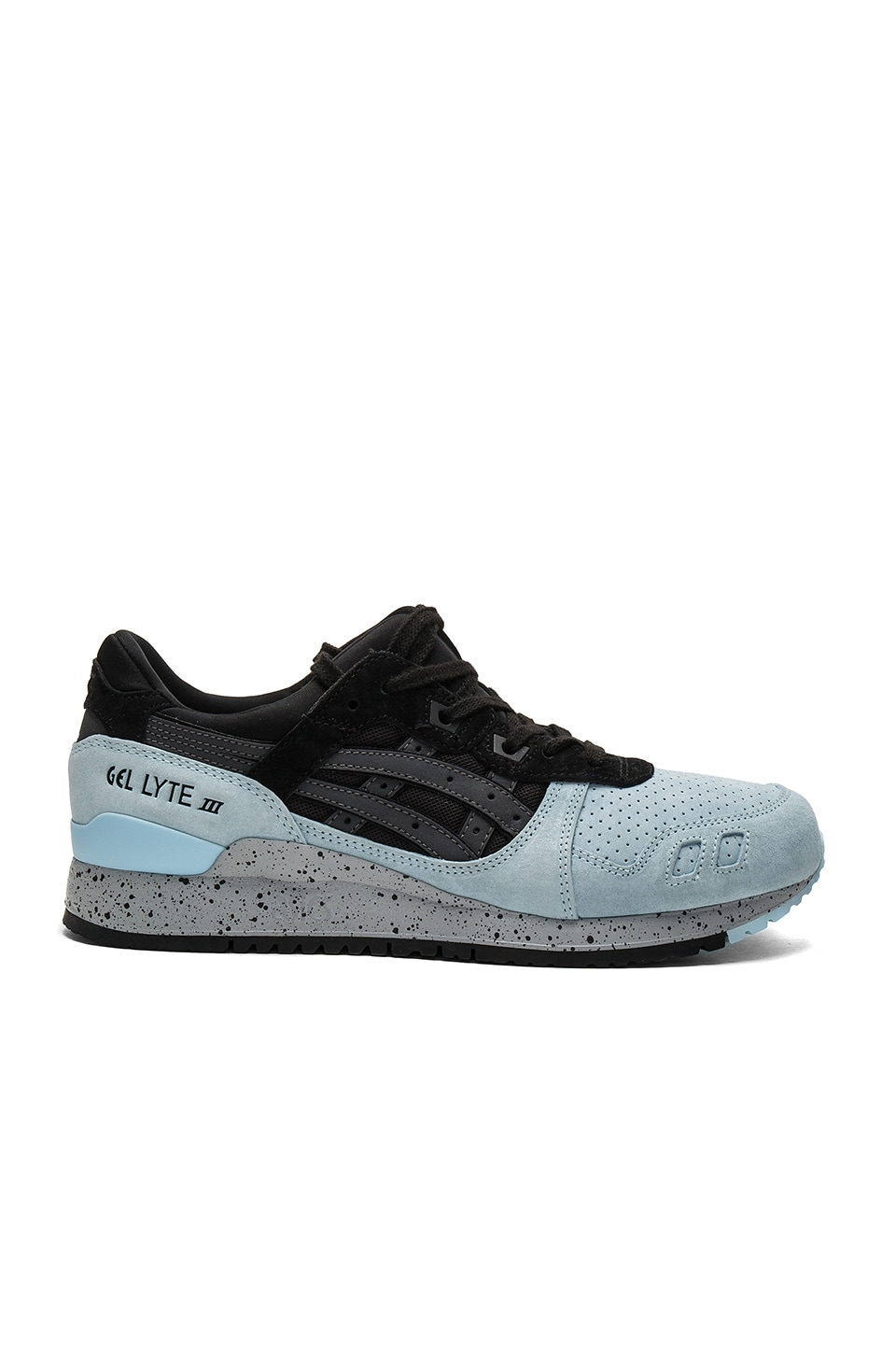 Gel Lyte III by Asics Platinum