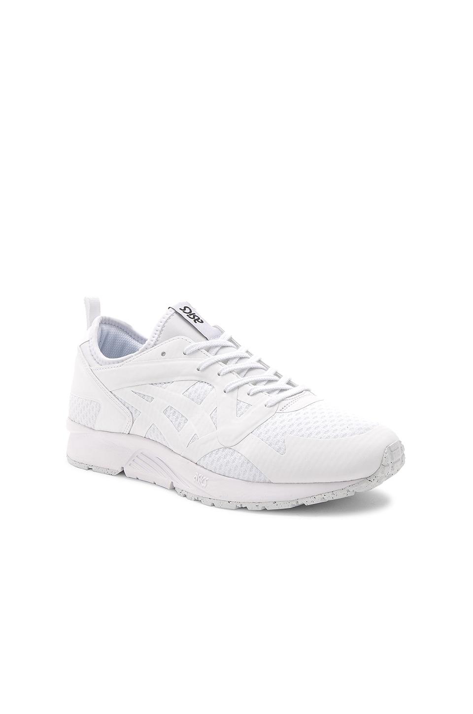 Asics Gel Lyte V NS in White & White