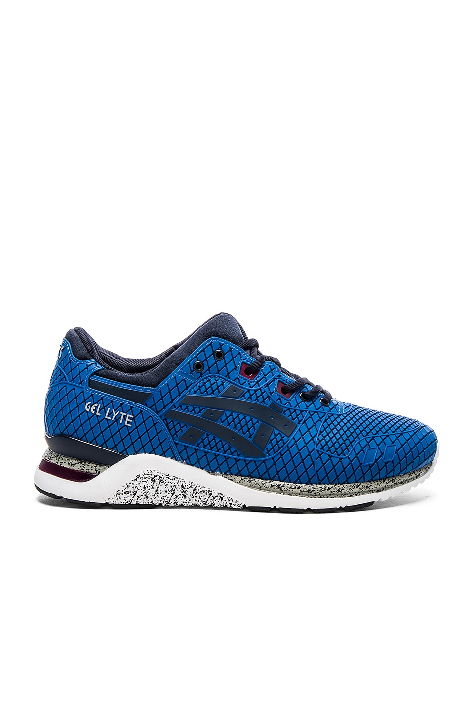detailed look 80110 a6c97 Asics Gel Lyte Evo NT in Mid Blue Navy | REVOLVE