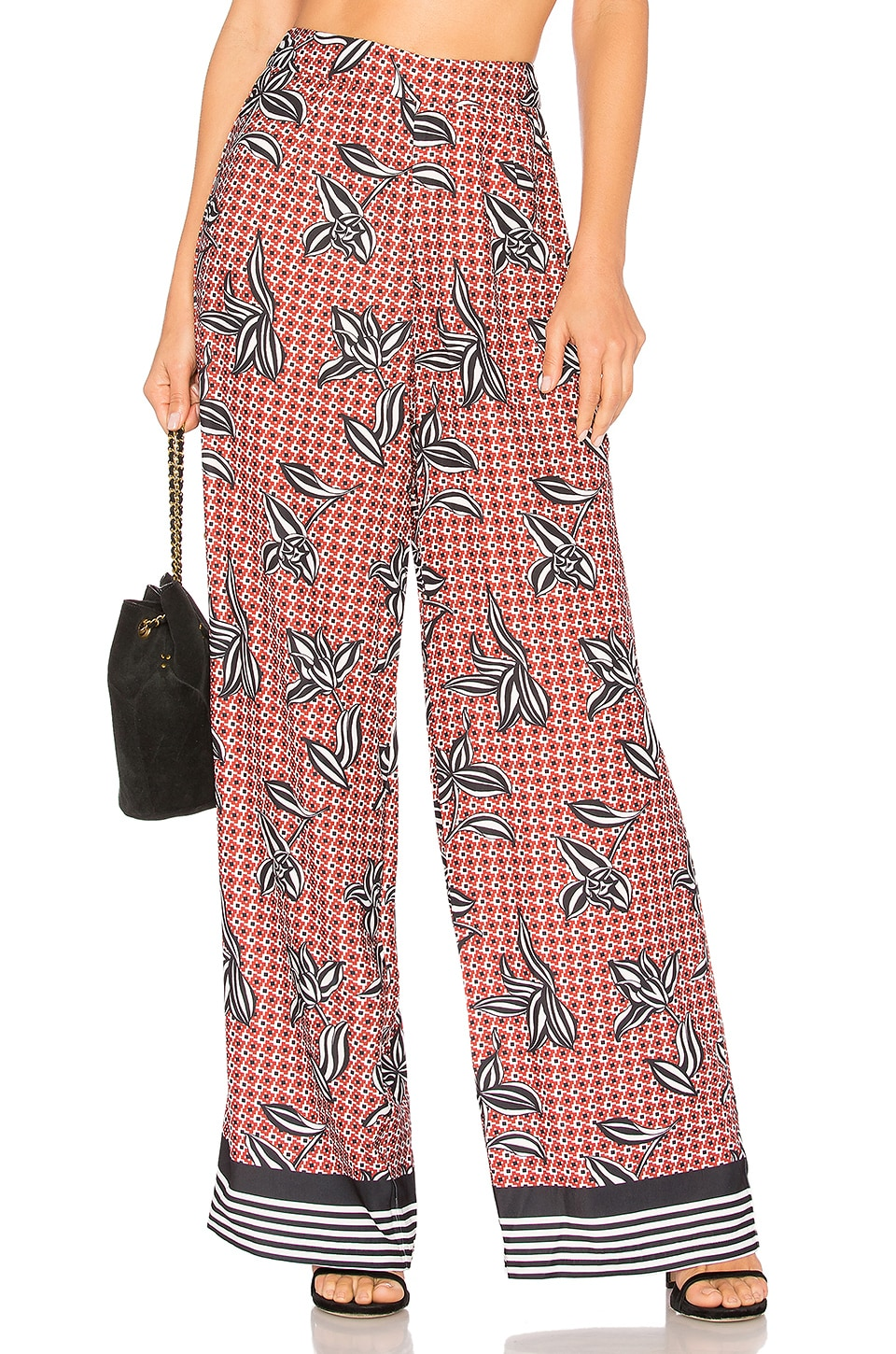 Return Of Infinity Flare Pant