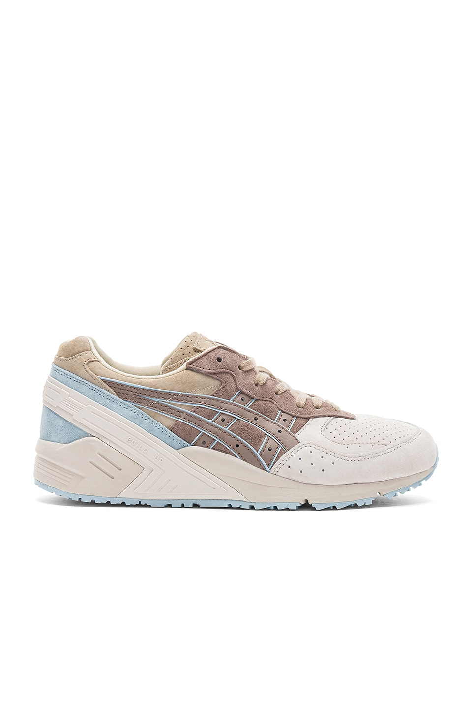 Asics Platinum Gel Sight in Taupe Grey & Taupe Grey