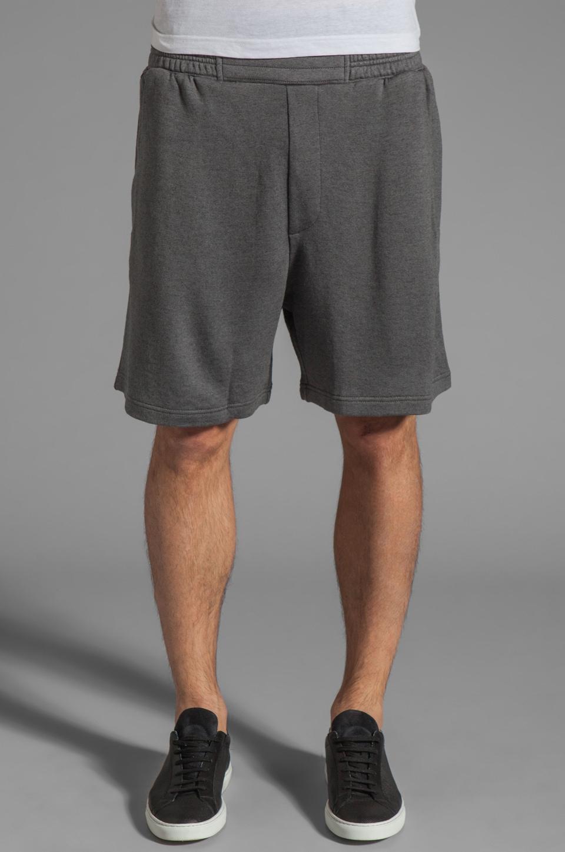 adidas SLVR Lux Short in Dark Grey Heather