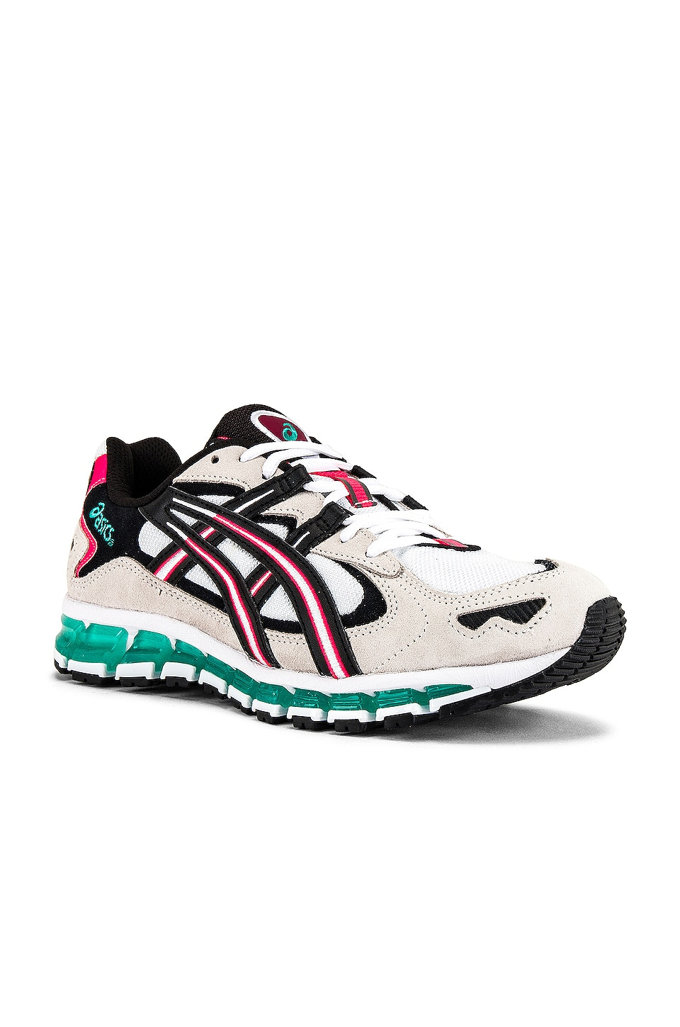 Asics Platinum Kayano 5 360 en White & Cream
