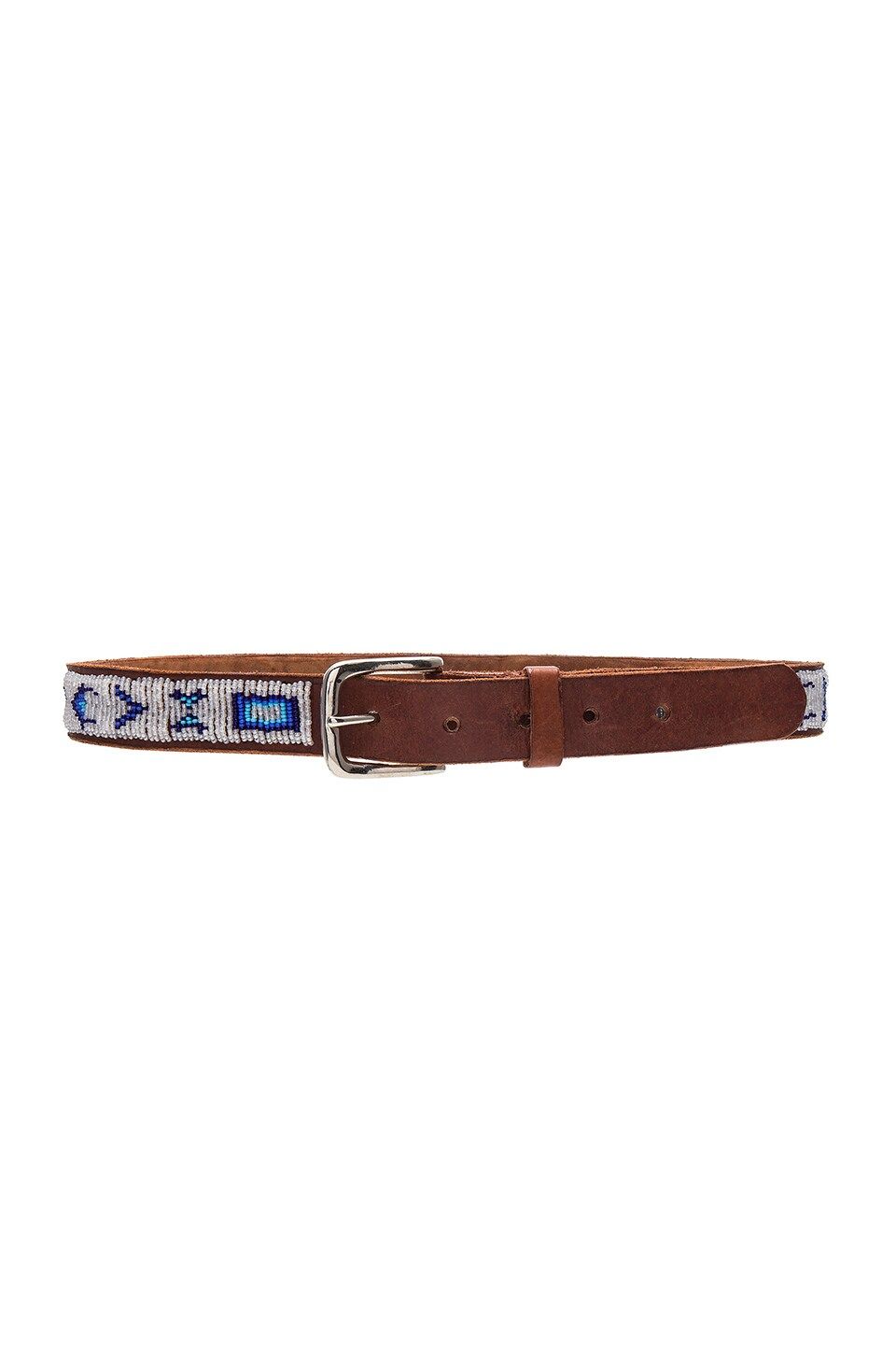 ASPIGA Village Belt in White