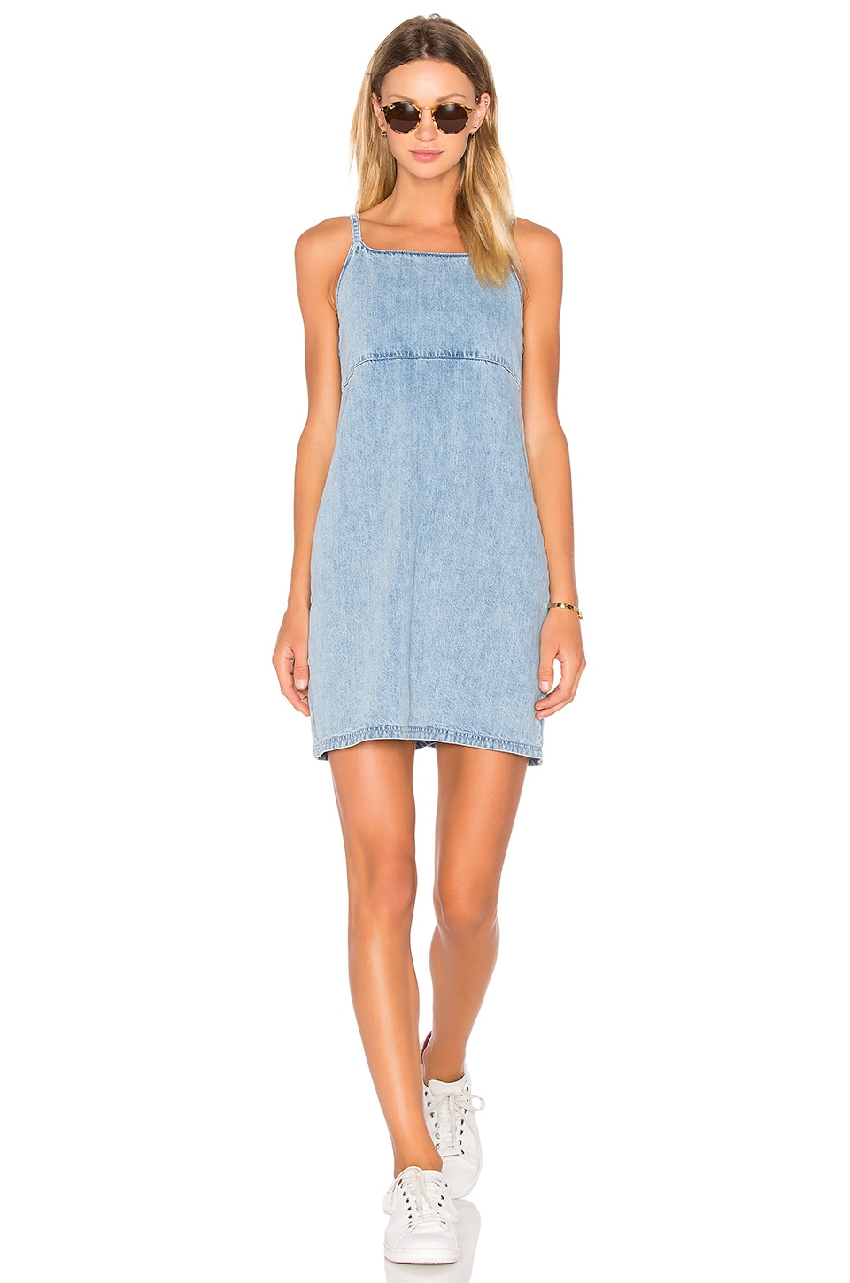 Assembly Label Denmark Dress in Denim