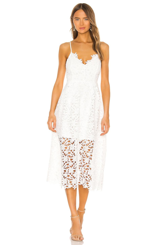 Lace A Line Midi Dress             ASTR the Label                                                                                                       CA$ 122.67 12