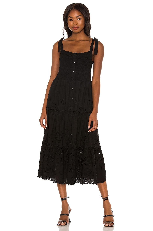 ASTR the Label Dita Dress in Black