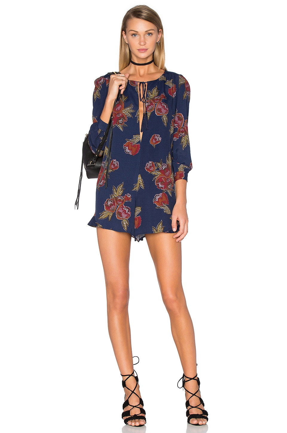 Norma Romper by ASTR