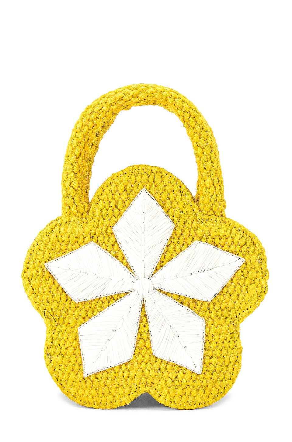 All Things Mochi Alana Bag in Yellow