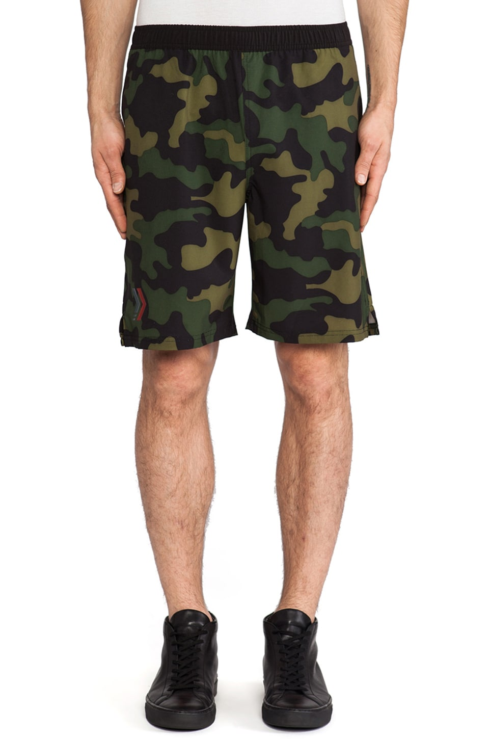 Athletic Recon Firebolt Shorts in Camo