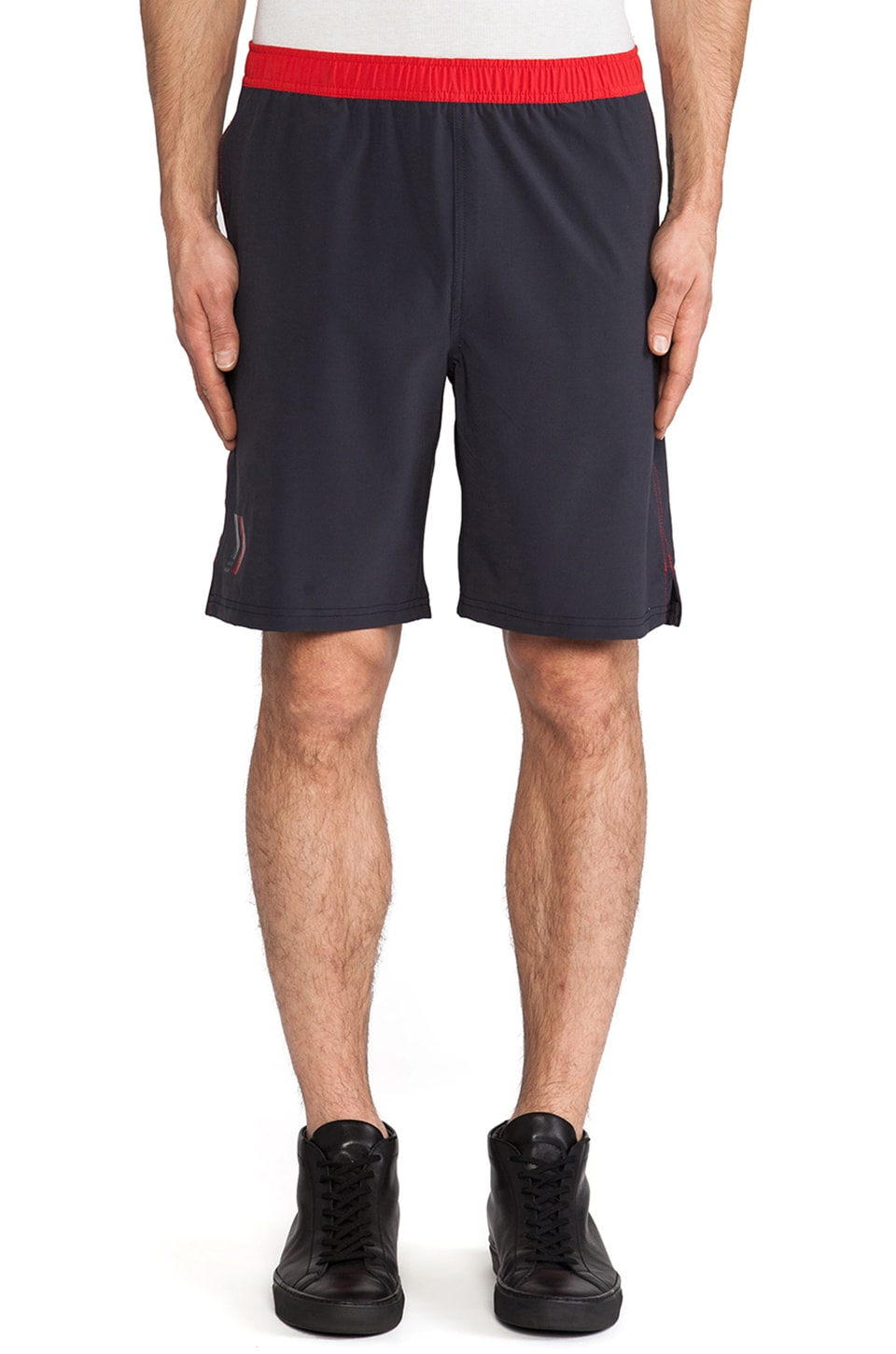 Athletic Recon Firebolt Shorts in Navy