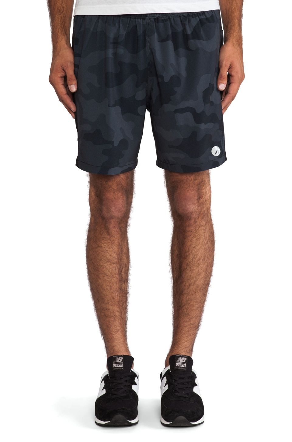 Athletic Recon Sidewinder Short in Black Camo