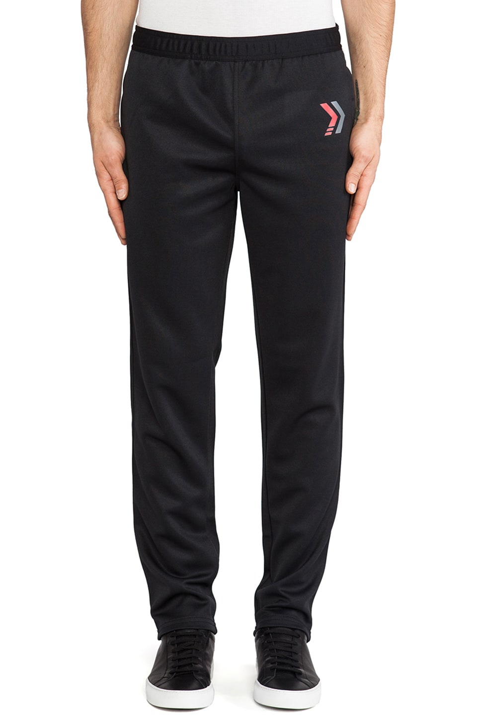 Athletic Recon Stallion Pant in Black