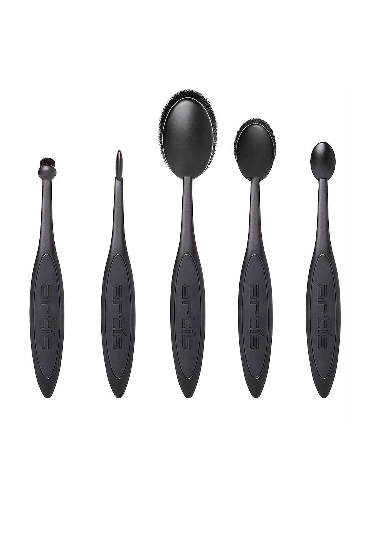Artis Black Elite 5 Brush Set