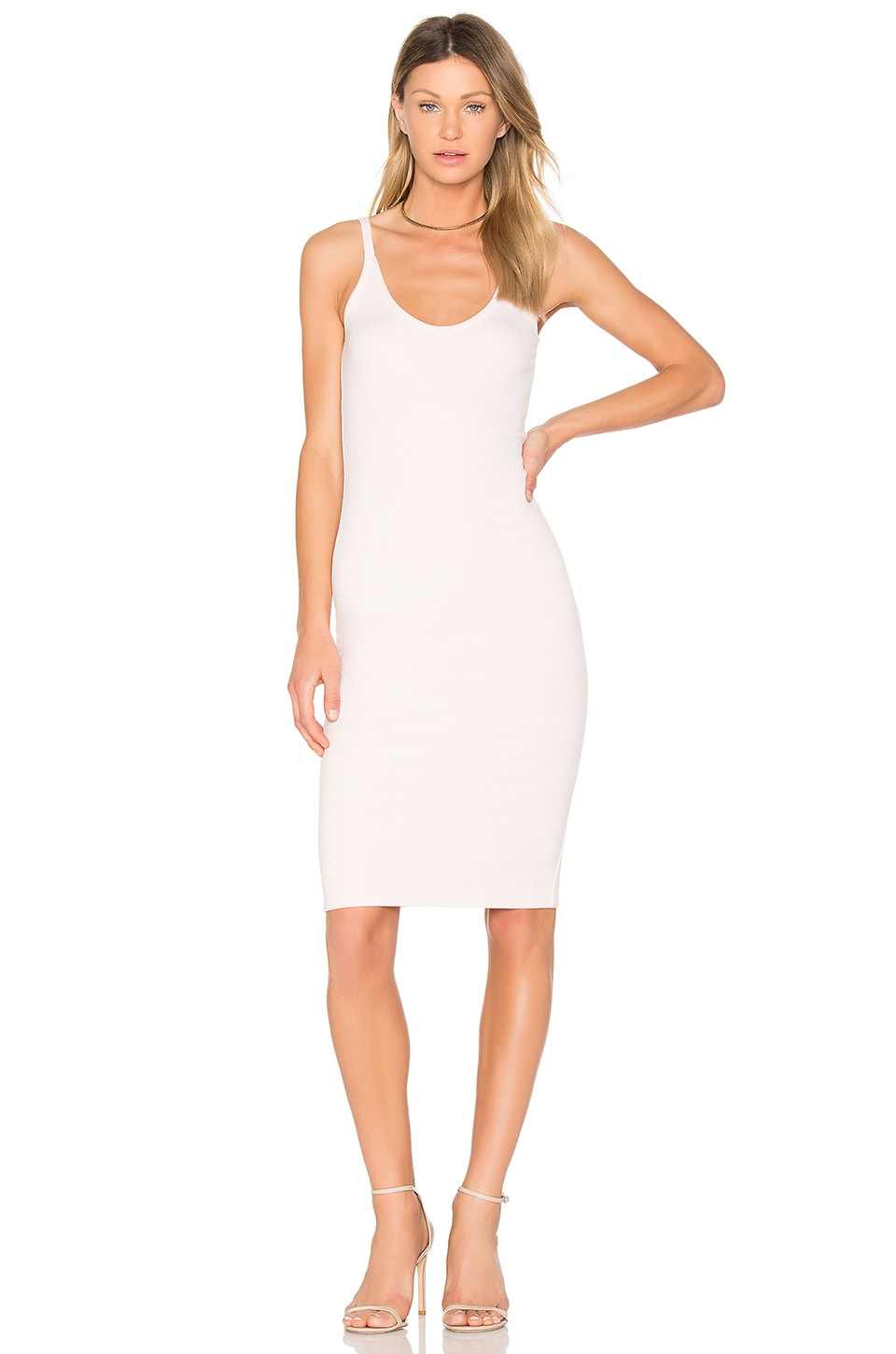 Modal Rib Dress by ATM Anthony Thomas Melillo