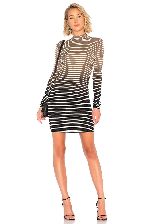Dip Dye Stripe Dress by ATM Anthony Thomas Melillo