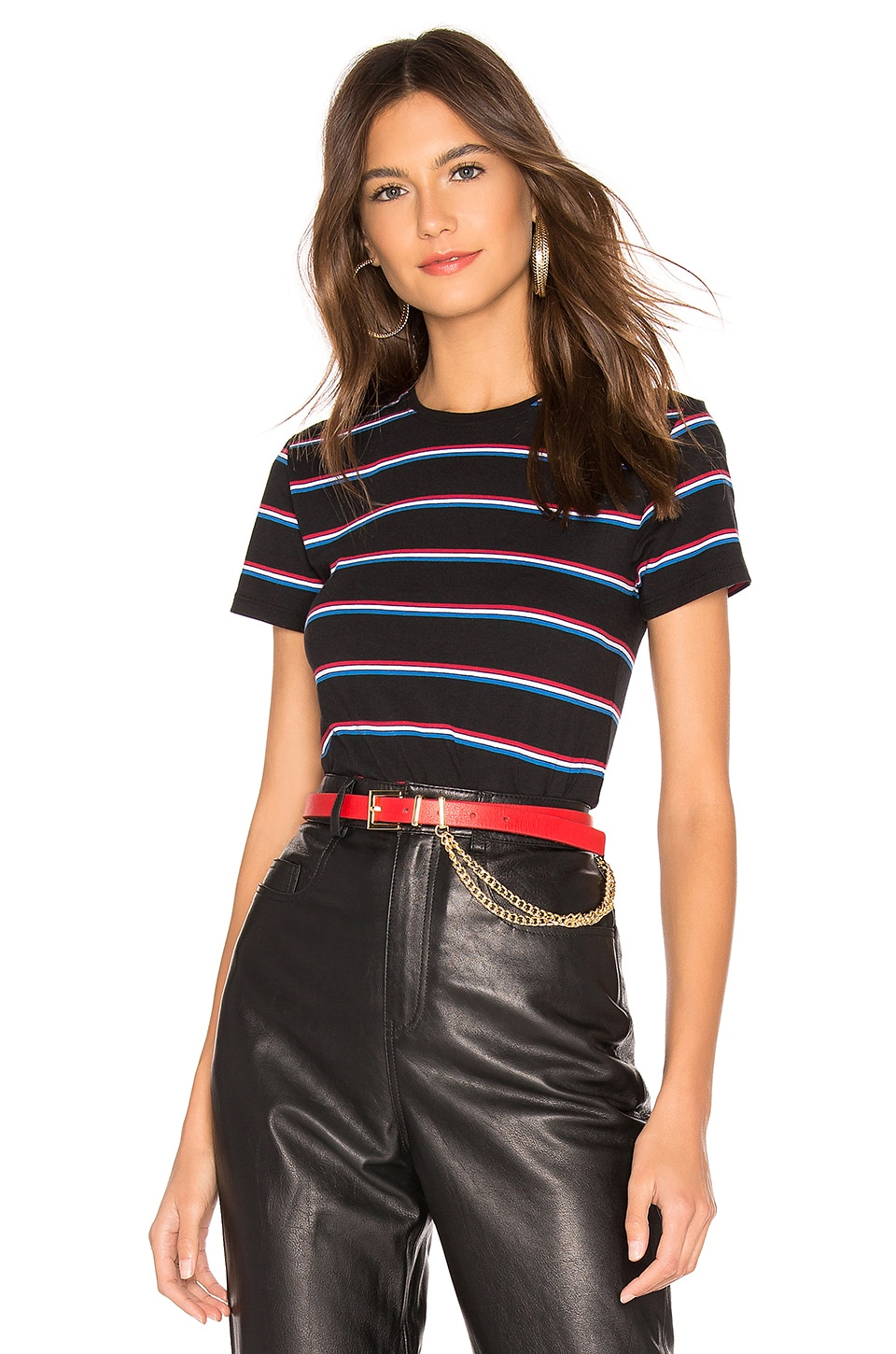 ATM Anthony Thomas Melillo T-SHIRT MANCHES COURTES STRIPED BABY