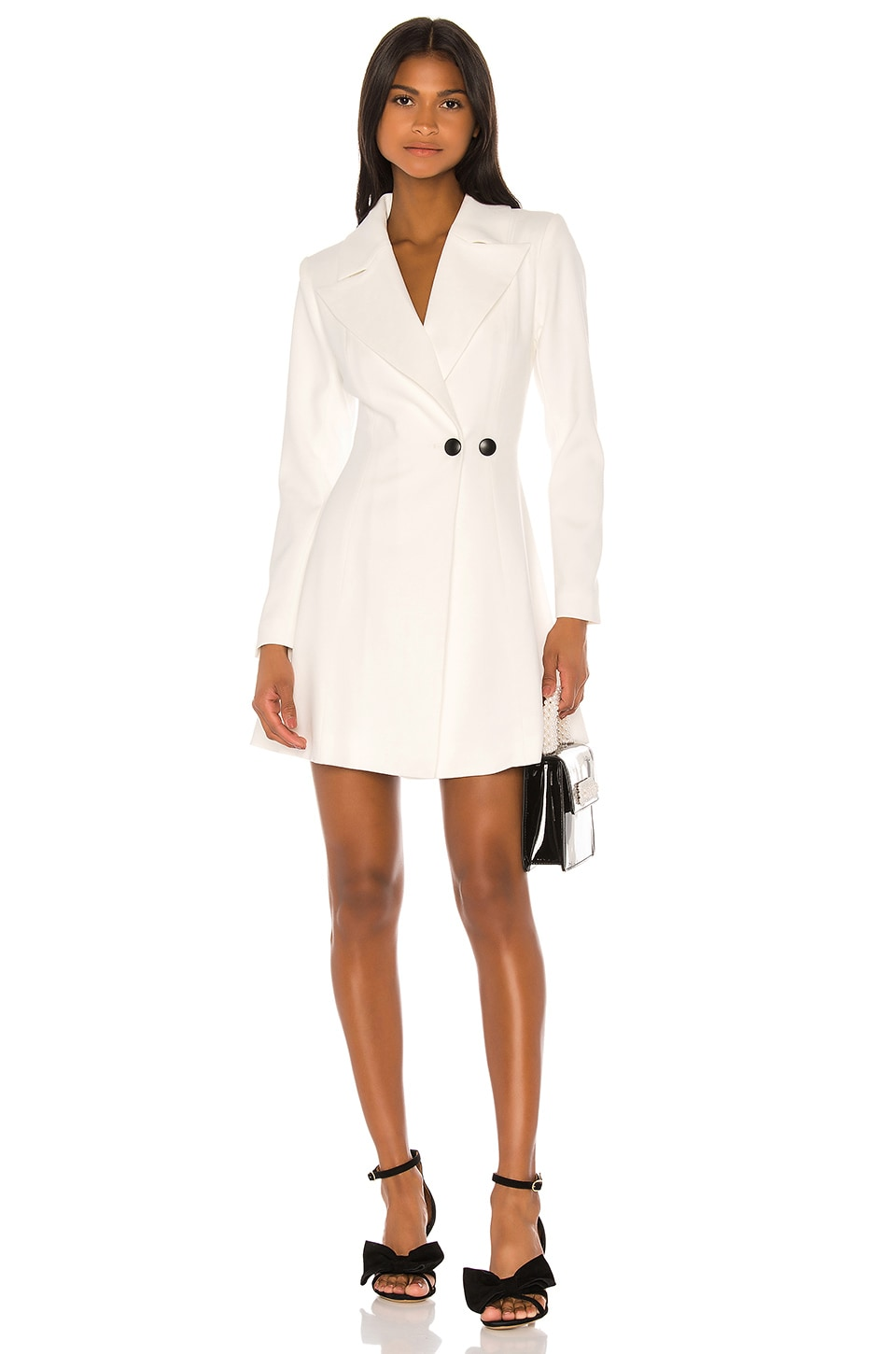 Atoir Yours To Keep Blazer Dress in Ivory