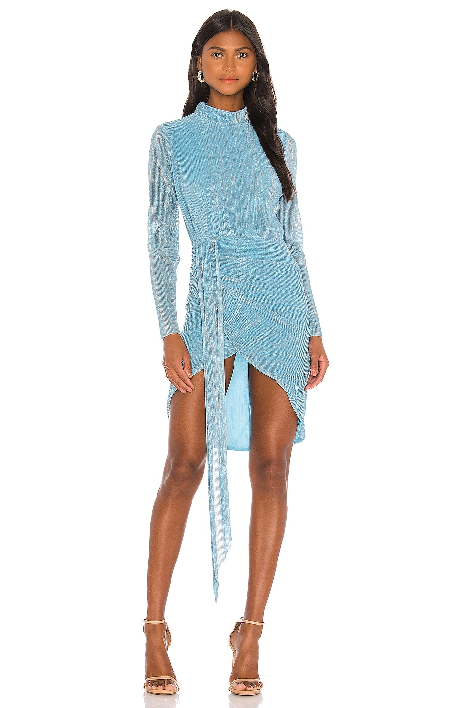 Atoir The Azalea Dress in Blue Mist