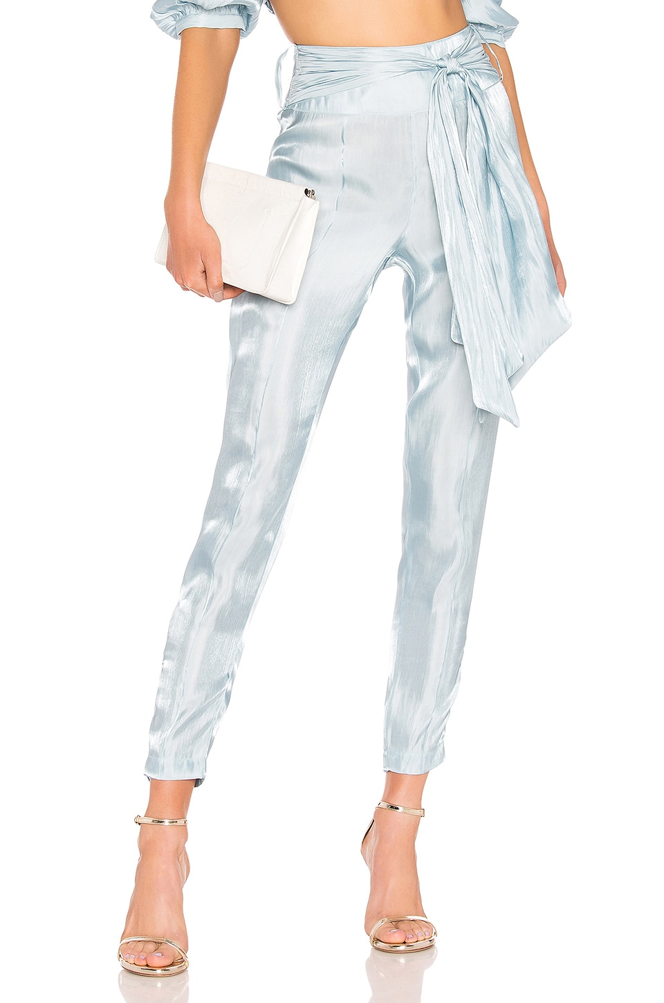 Atoir Wild Hearts Pant in Blue Bell