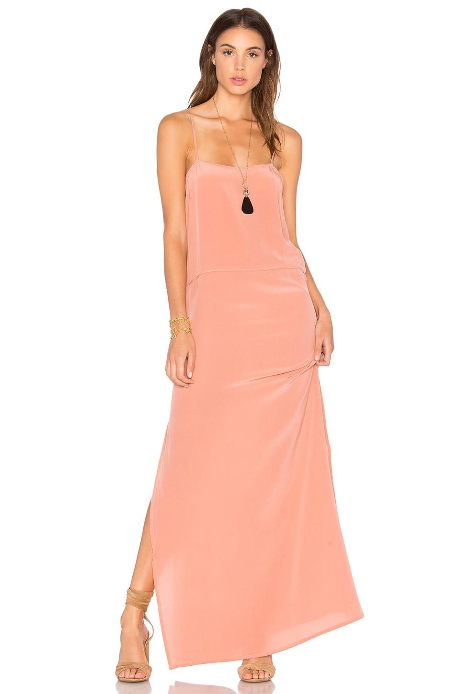 Lily Silk Slip Dress by AUGUSTE