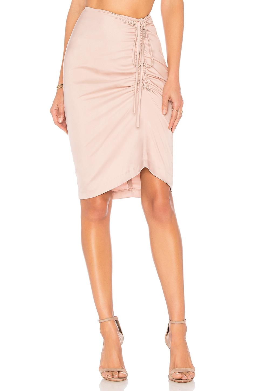 AZULU Caminito Skirt in Rose