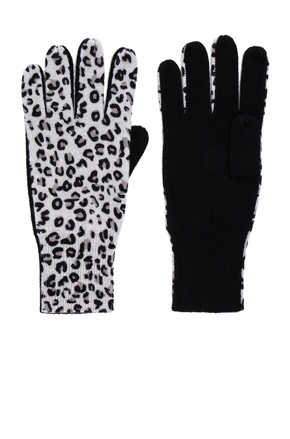 Leopard Gloves by Autumn Cashmere