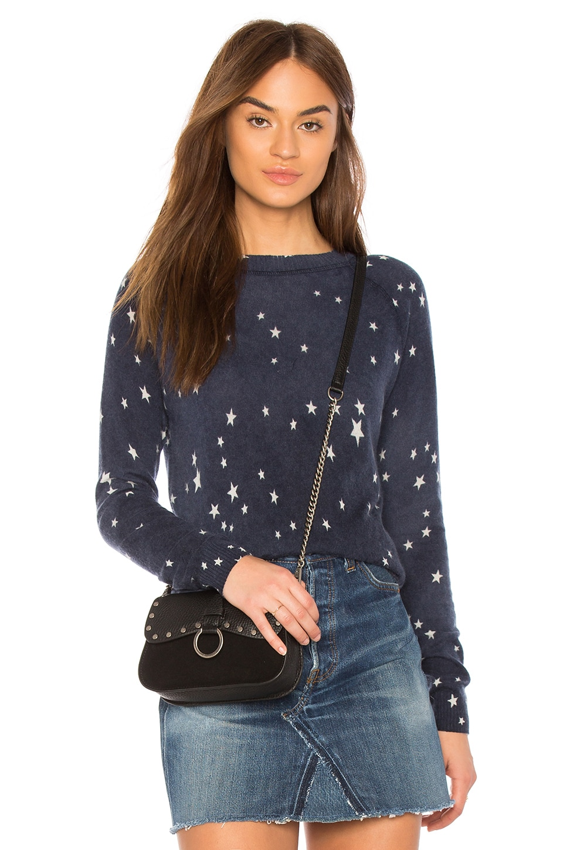 Star Print Sweatshirt