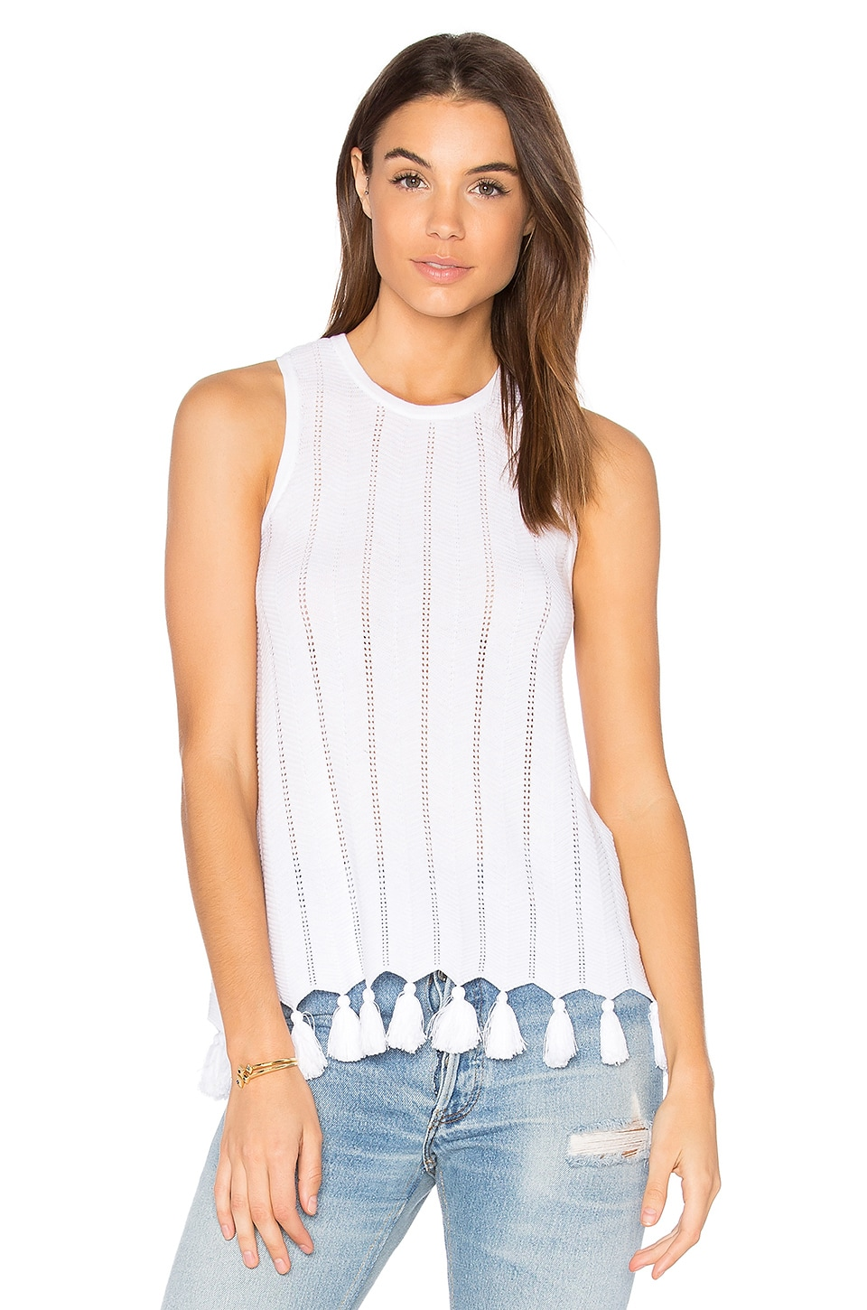 Sleeveless Tank by Autumn Cashmere