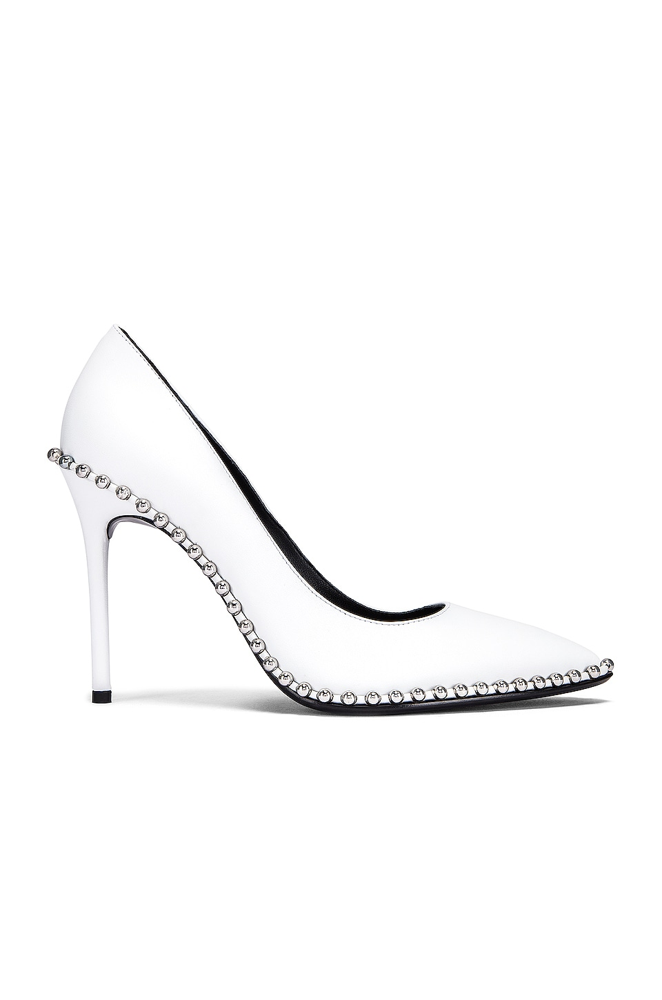 Alexander Wang Rie Heel in White